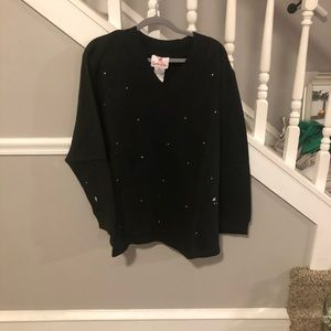 Sweaters - Embellished sweater